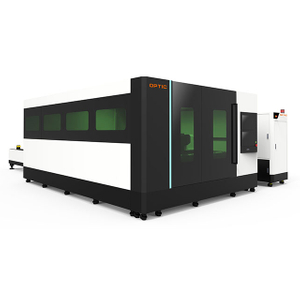 Enclosed Exchange Table Fiber Laser Cutting Machine