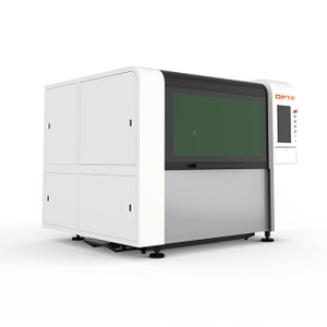 Small Format Fully Enclosed Fiber Laser Cutting Machine