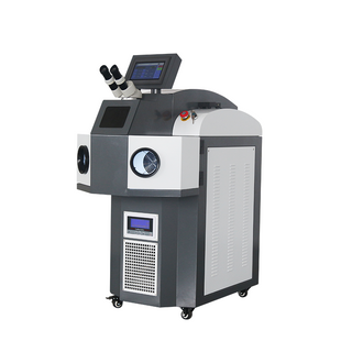 All-in-one Type and Detached Type Jewelry Laser Welding Machine