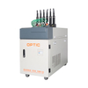Six fiber path laser welding machine