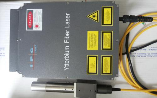 IPG laser source