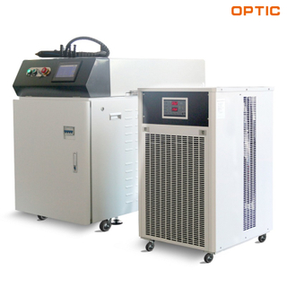 Handheld Fiber Transmission Laser Welding Machine