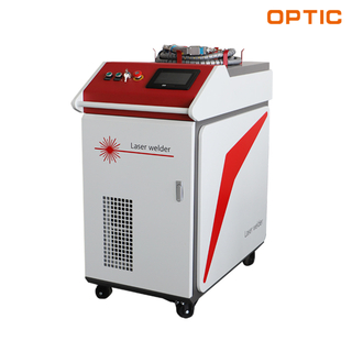 1000W Raycus IPG Fiber Handheld Laser Welding Machine with Continuous Working